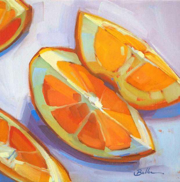 Orange and Its Twin