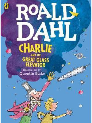 Charlie And The Great Glass Elevator - Rajat Book Corner