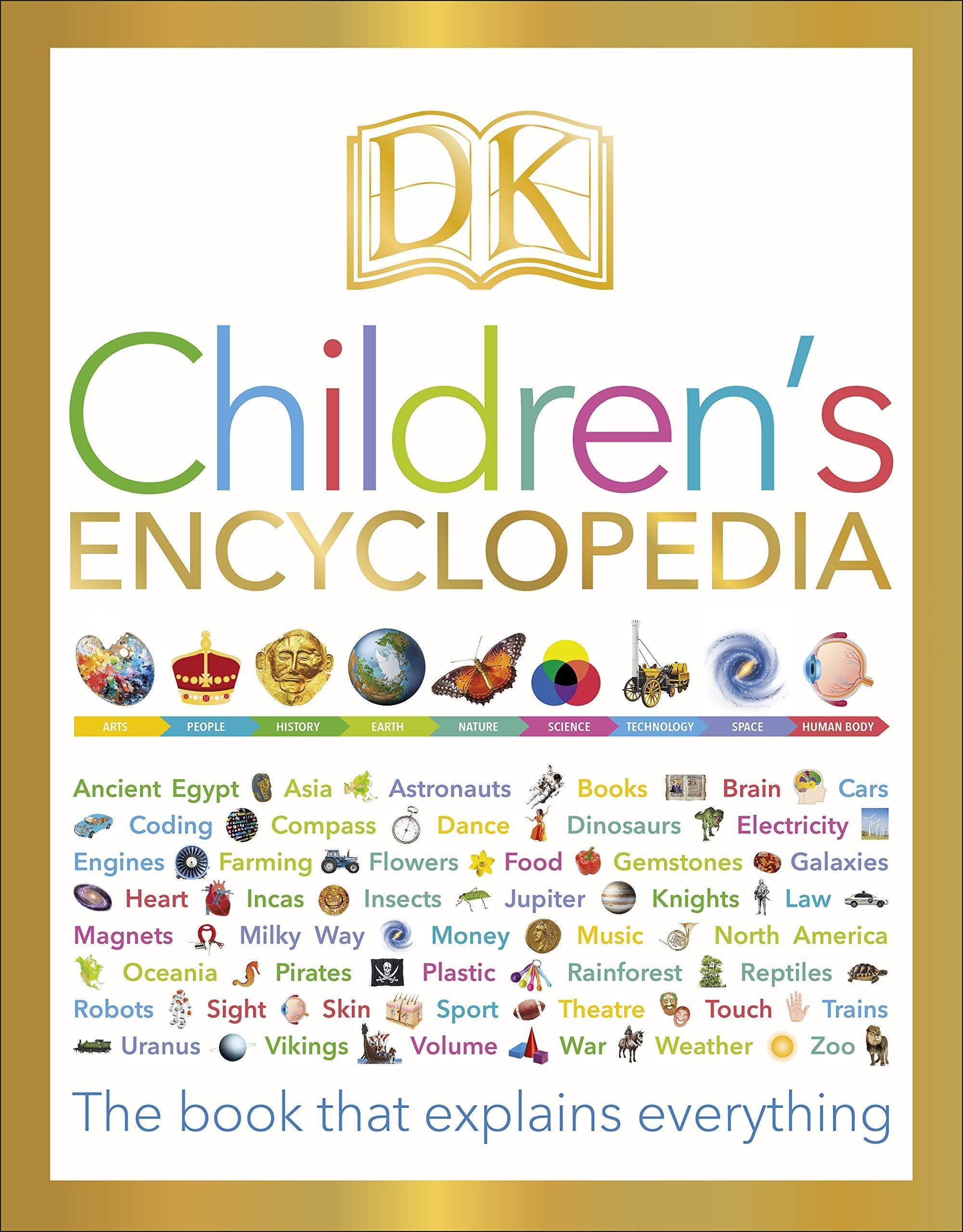 Children's Encyclopedia - Rajat Book Corner