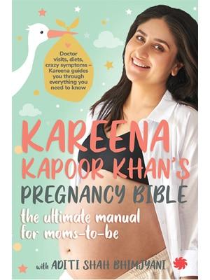 Kareena Kapoor Khan's Pregnancy Bible - Rajat Book Corner