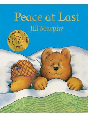 Peace At Last - Rajat Book Corner