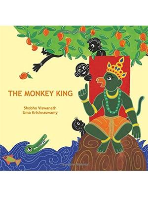 The Monkey King - Rajat Book Corner
