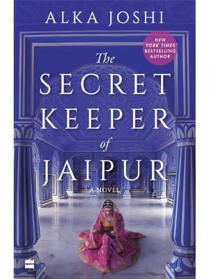 The Secret Keeper of Jaipur - Rajat Book Corner
