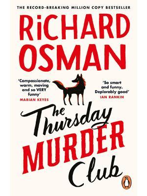 The Thursday Murder Club Rajat Book Corner