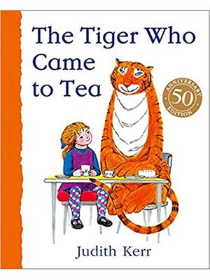 The Tiger Who Came To Sea - Rajat Book Corner
