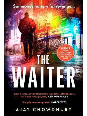 The Waiter - Rajat Book Corner
